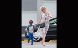 Celebrity Kids In AKID Sneakers