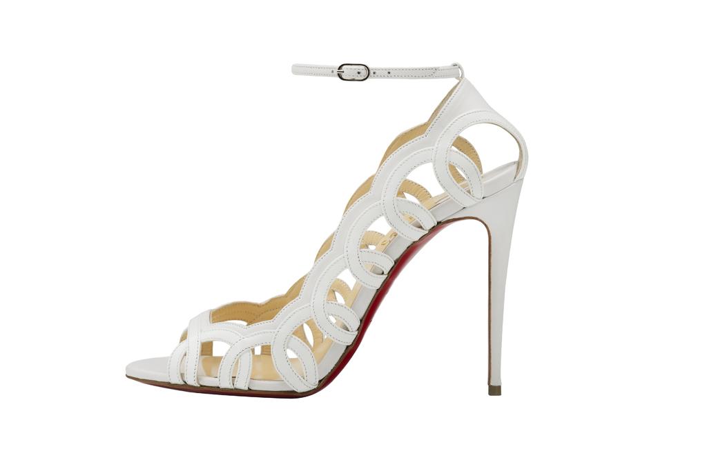 Christian Louboutin Houla Hot 100 Sandals
