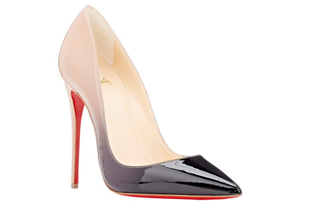 Christian Louboutin, So Kate ombre pumps