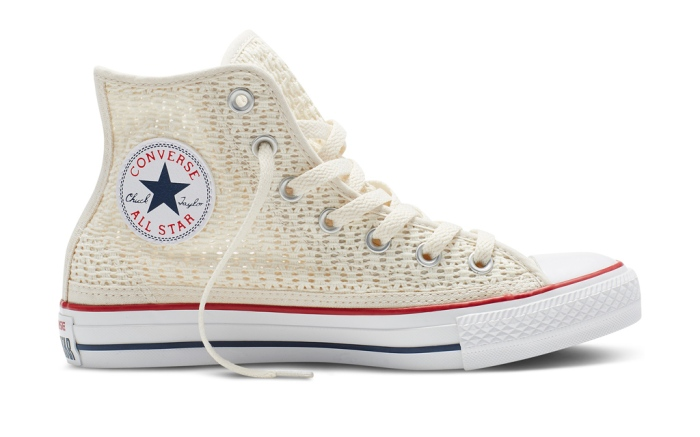Converse Chuck Taylor All Star Crochet Sneakers