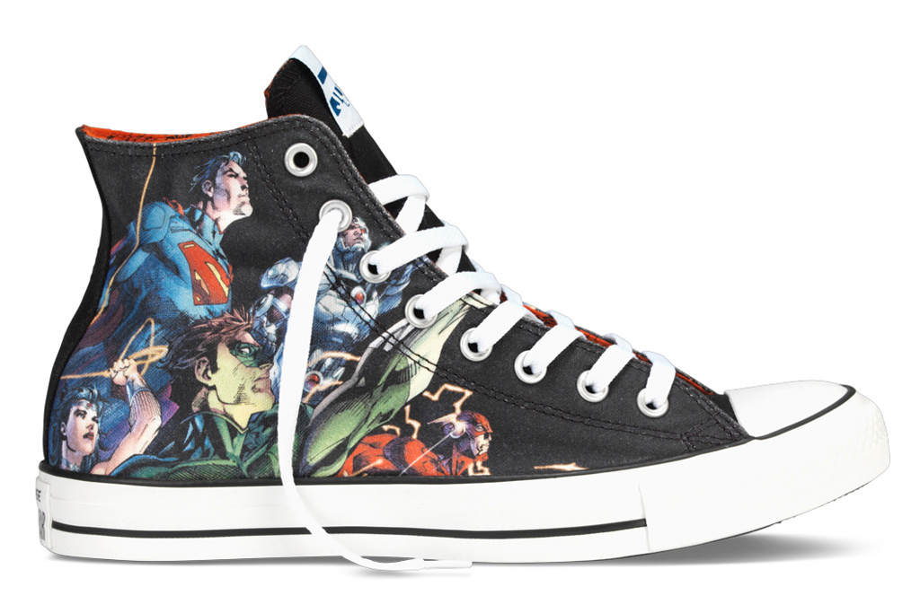 Converse DC Comics Collection Chuck Taylor