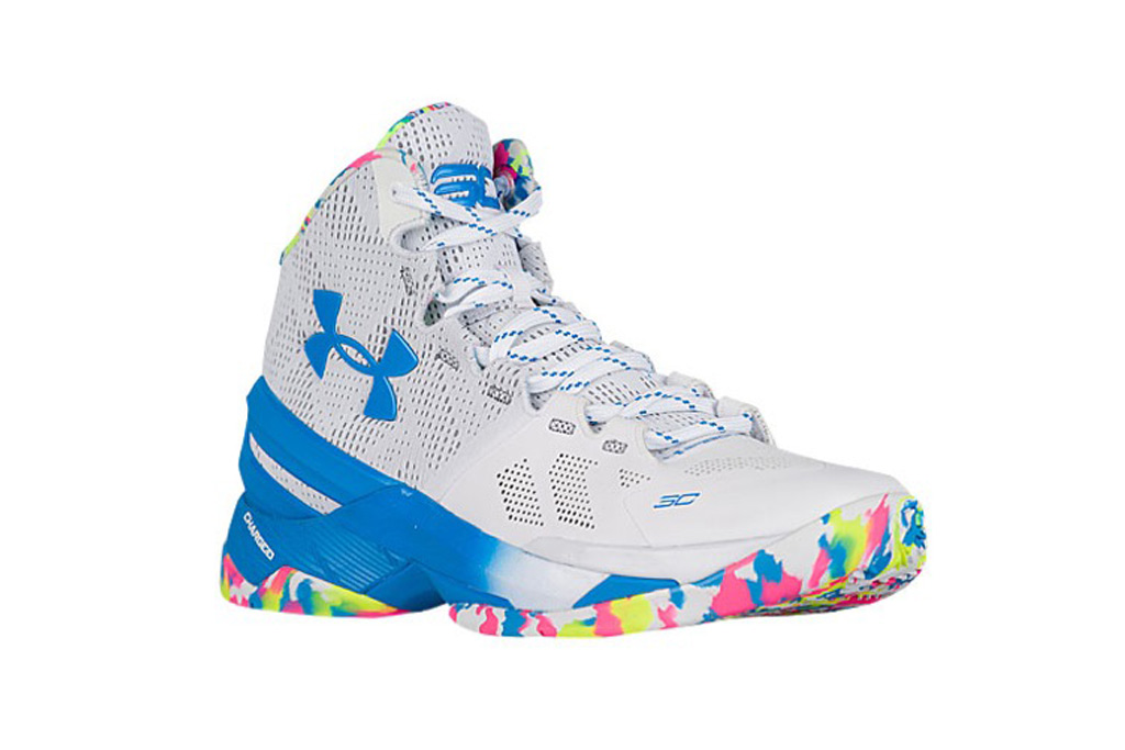 "Curry Two ""Surprise Party"""