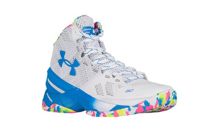 """Curry Two """"Surprise Party"""""""