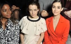 Front Row at Dior Fall 2016