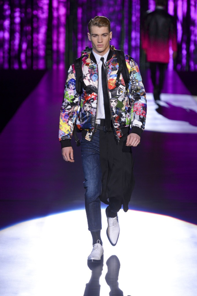 dsquared2 fall 2016 mens