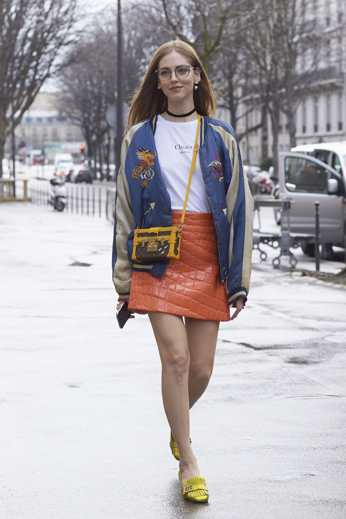 Fall 2016 Street Style Shoes