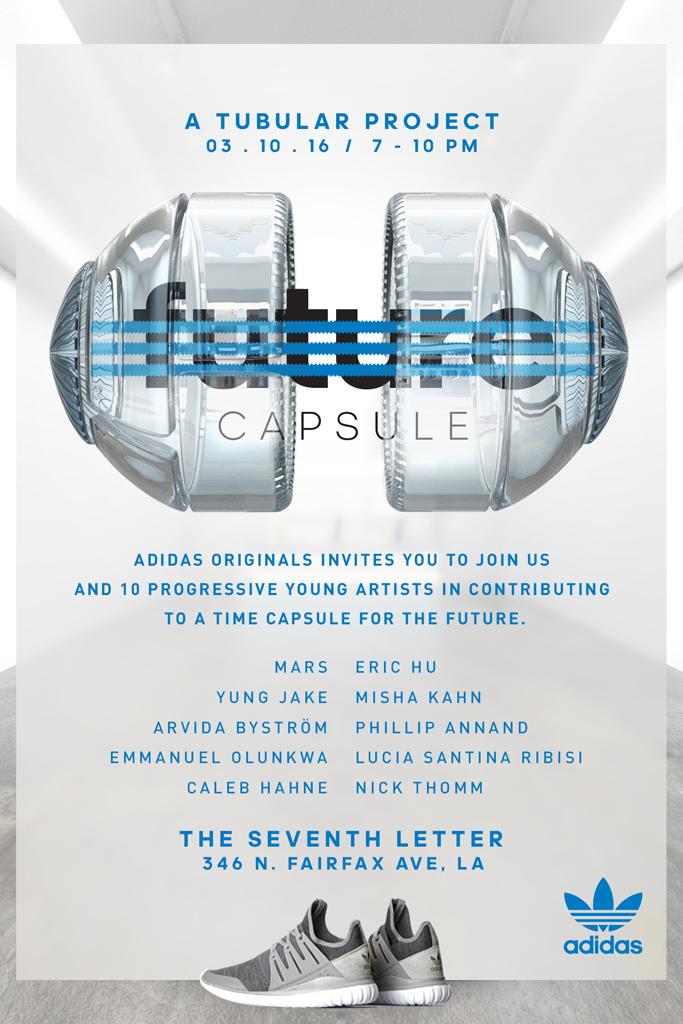 Future Capsule NYC Adidas Originals