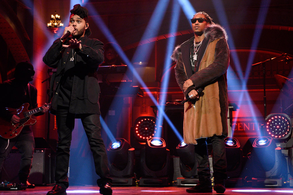 Future The Weeknd SNL