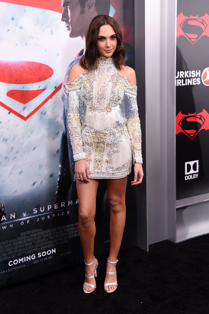 Gal Gadot Sophia Webster Superman