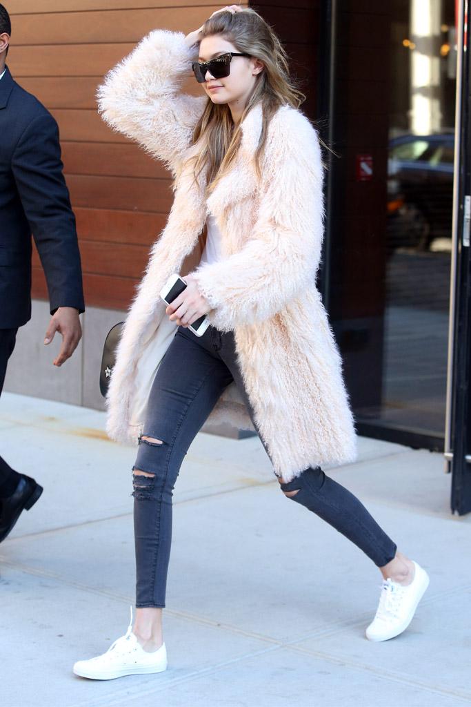 Gigi Hadid Sneakers