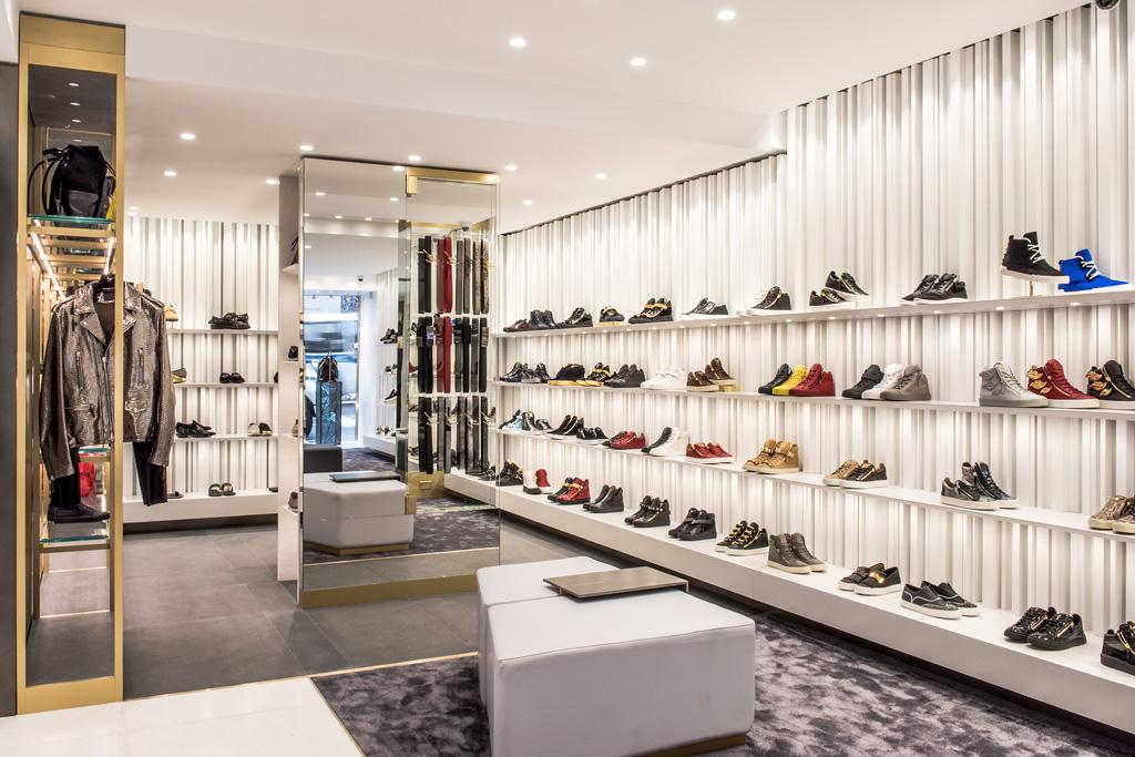 Giuseppe Zanotti Madison Store
