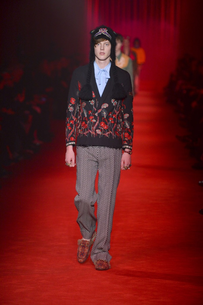 gucci fall 2016 mens