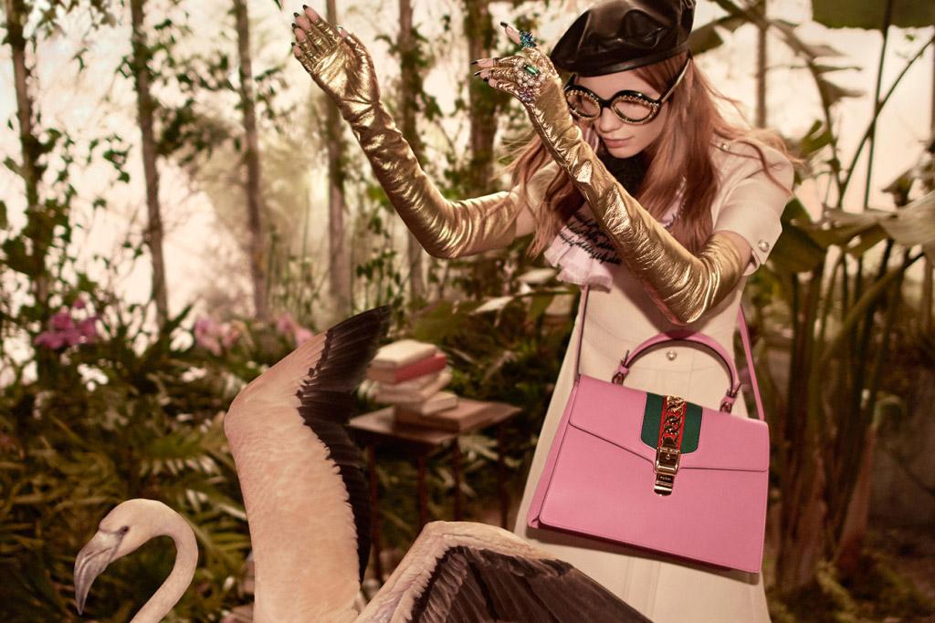 Gucci Pre-Fall 2016 Ad Campaign