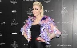 Gwen Stefani Tokyo Fashion Week