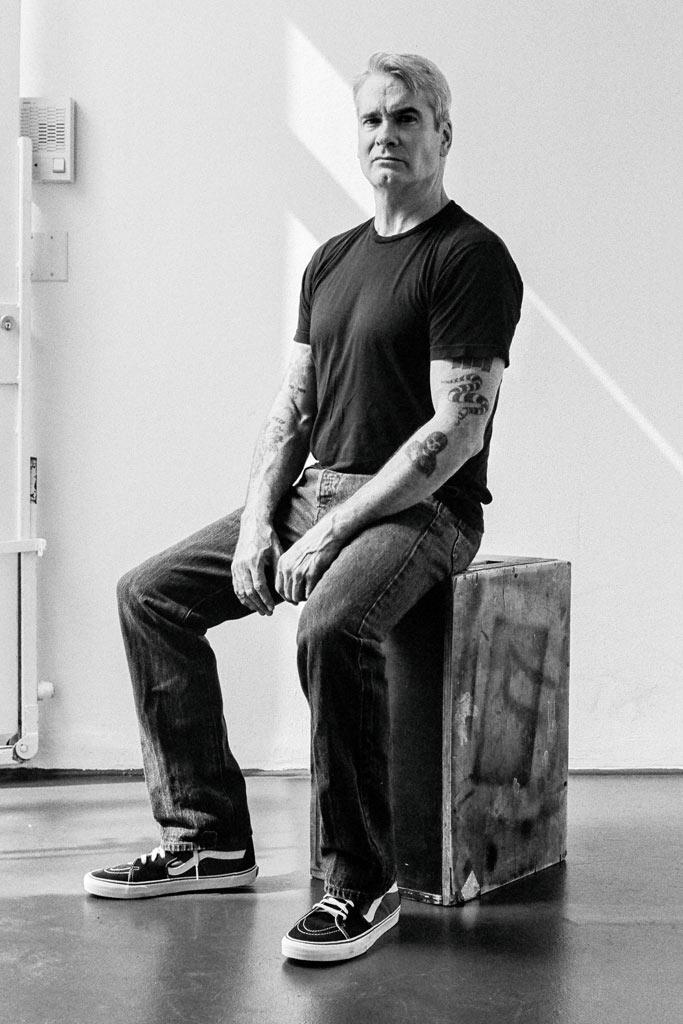 Henry Rollins; Vans