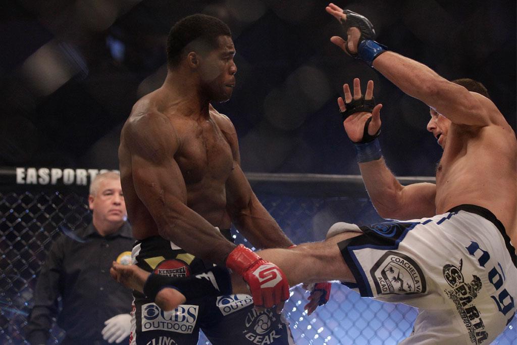 Herschel Walker; MMA