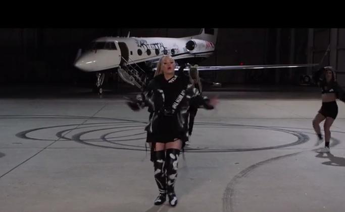Iggy Azalea Team Music Video Shoes