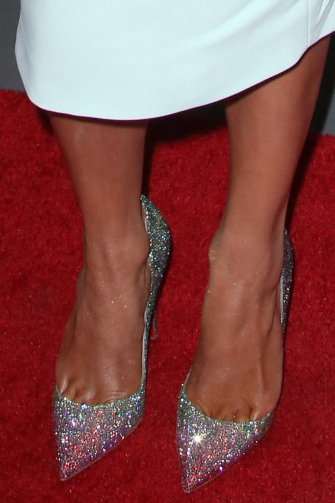 Jennifer Lopez Christian Louboutin Shoes