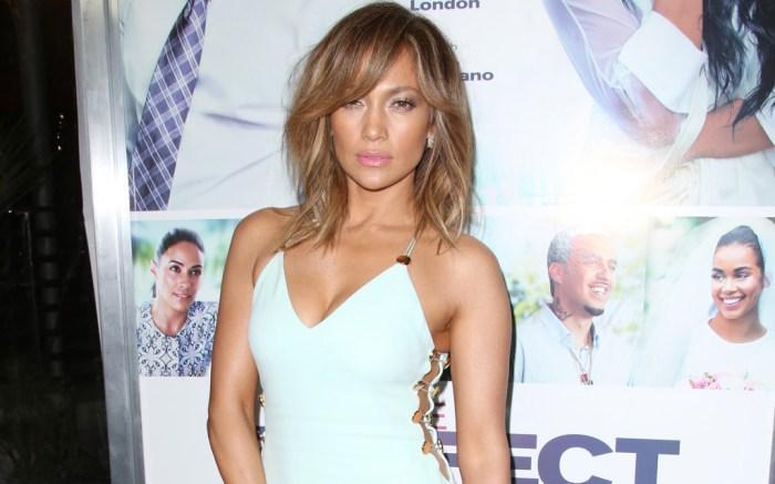Jennifer Lopez The Perfect Match Premiere