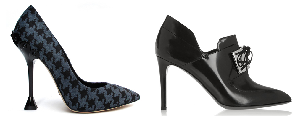 Jerome C. Rousseau pumps