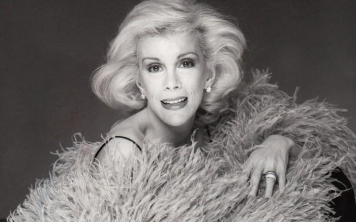 Joan Rivers Christie's