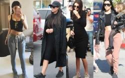Kardashian/Jenner Family Yeezy Sneakers