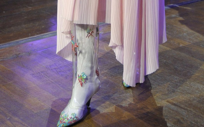 Sonia Rykiel Fall 2016 Shoes On The Runway