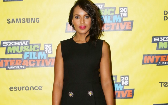 Kerry Washington at South by Southwest