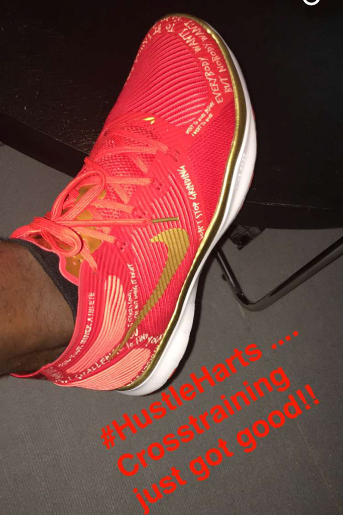Kevin Hart Nike