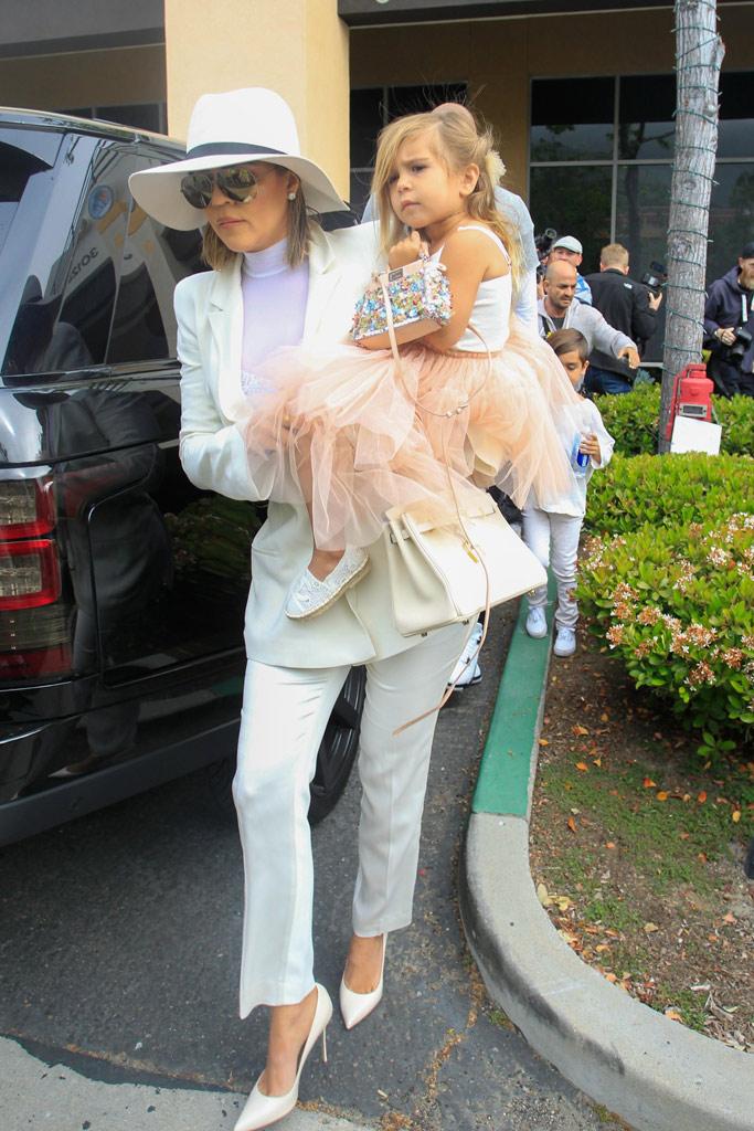Khloe Kardashian Easter