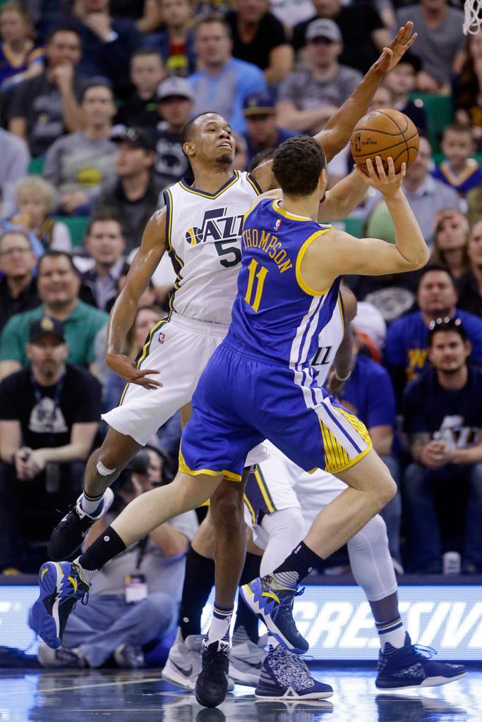 Klay Thompson Anta KT Utah Jazz