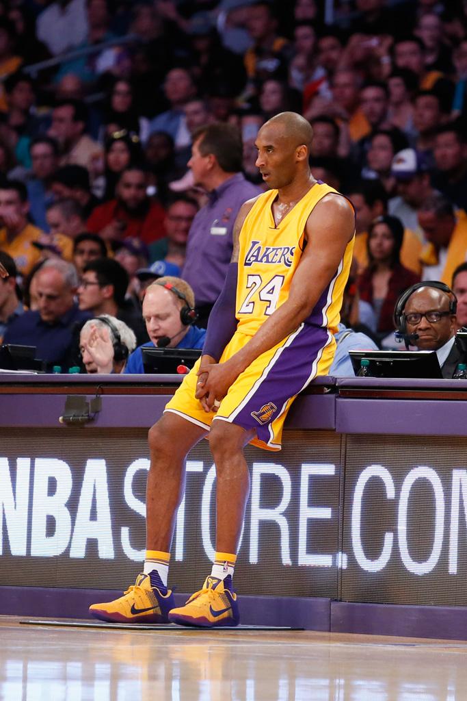 Nike Kobe 11 Kobe Bryant