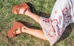 Kork-Ease Heights sandal