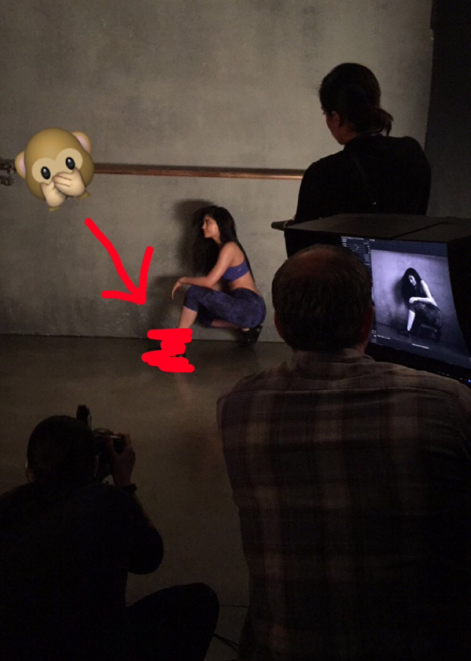 Kylie Jenner Puma