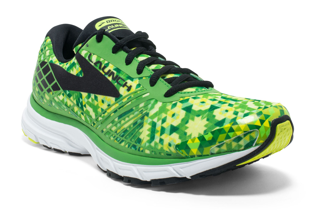 Brooks Launch 3 Kaleidoscope Collection Men's