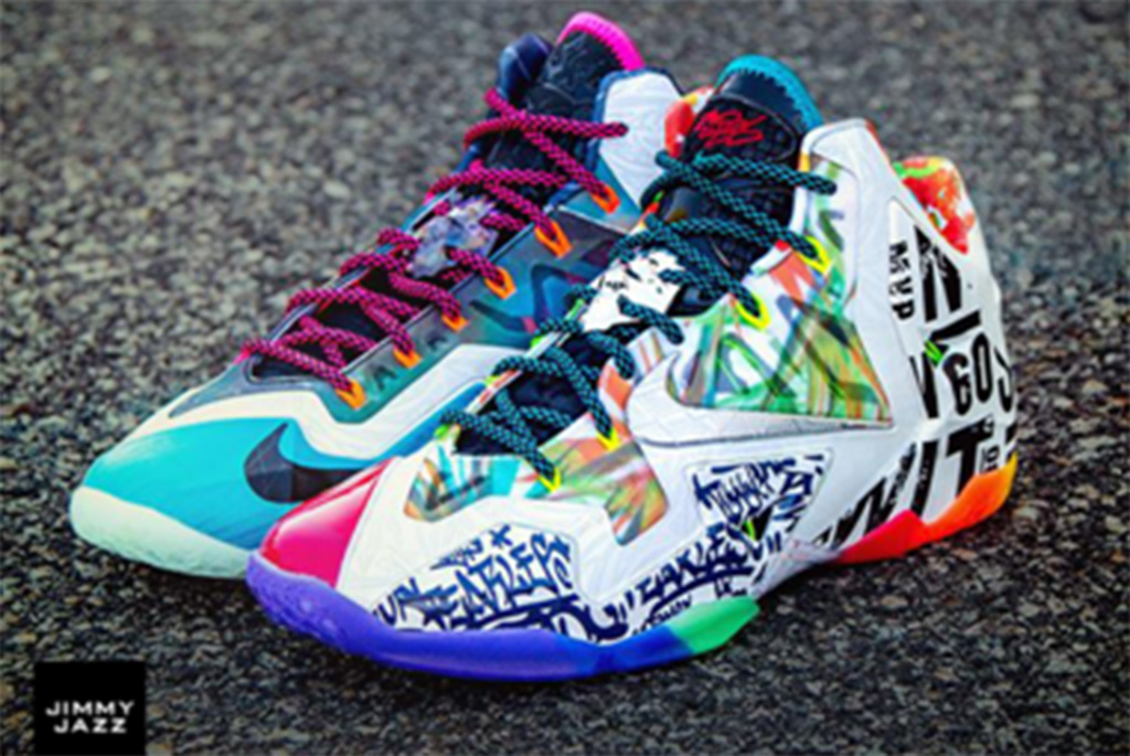 Jimmy Jazz To Restock The Nike 'What