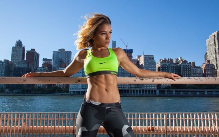 Fitness Trainer Lena Marti
