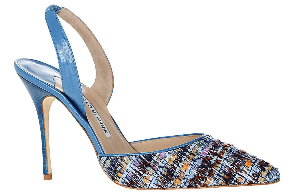 Manolo Blahnik Carolyne Shoe