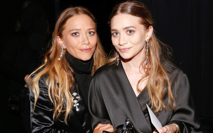 Mary-Kate & Ashley Olsen CFDA Awards