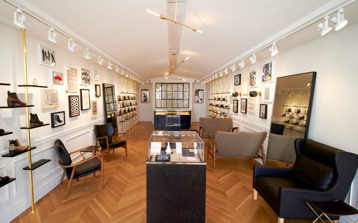 Matt Bernson's Westport, Conn. store