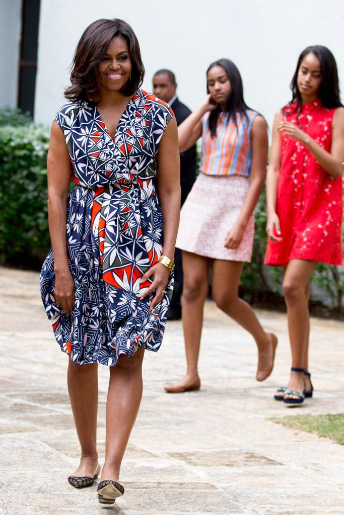 Michelle Obama Cuba