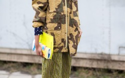 Fall 2016 Fashion Month Street Style