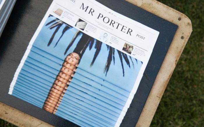 Mr Porter Post