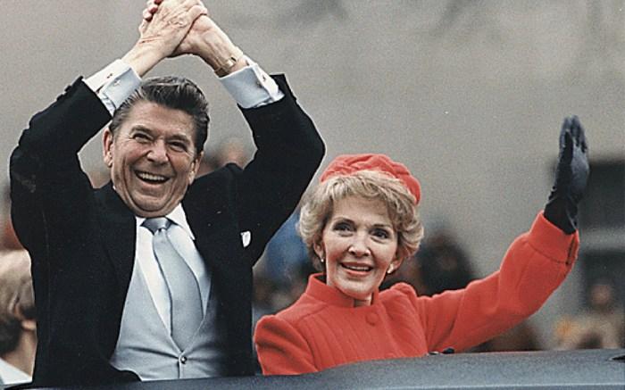 First Lady Nancy Reagan Style