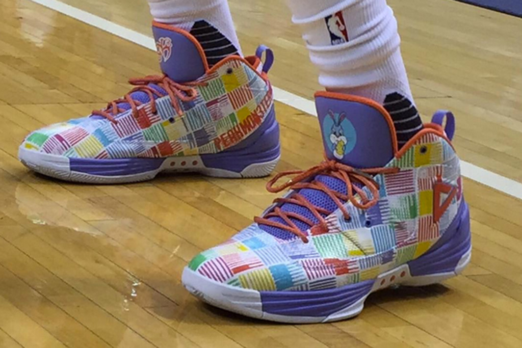 George Hill Easter Sunday Sneakers