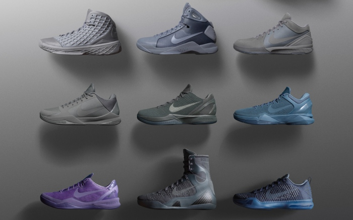 Nike Black Mamba Pack Kobe Bryant
