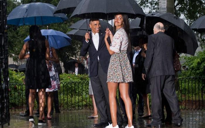 Obama Family Cuba Trip