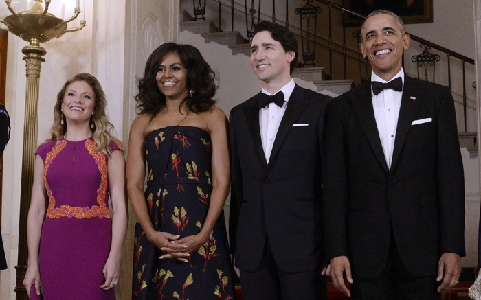 Canada White House State Dinner