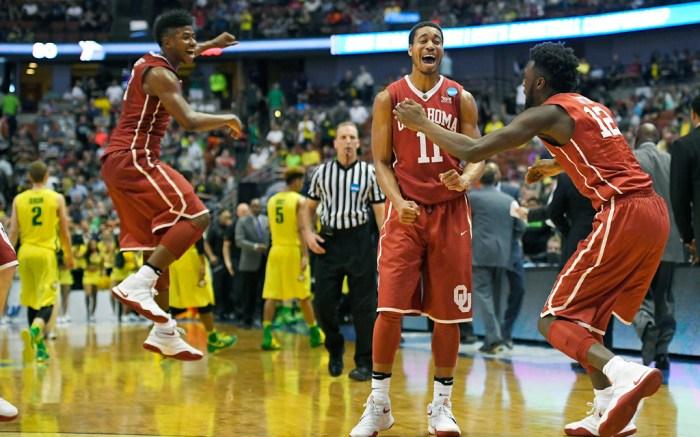 Nike Kyrie 2 Oklahoma Sooners March Madness NCAA Basketball