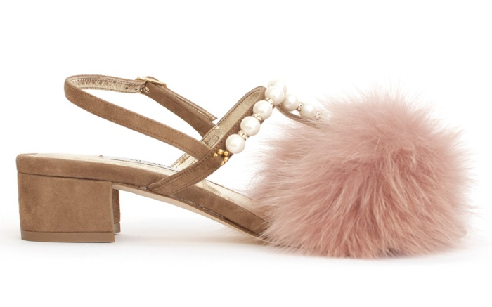 Olgana Paris Shoes Fall 2016 Collection